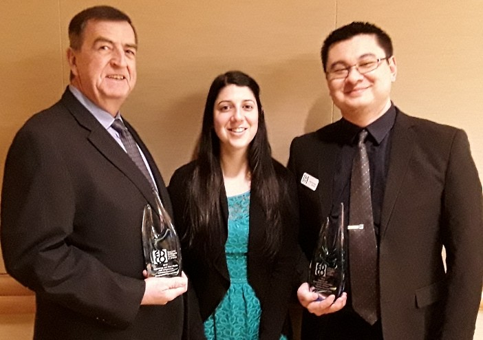 Economic Developers Council of Ontario's 2016 Award of Excellence: Technology and New Media (Tourism Atikokan's VisitAtikokan.ca)